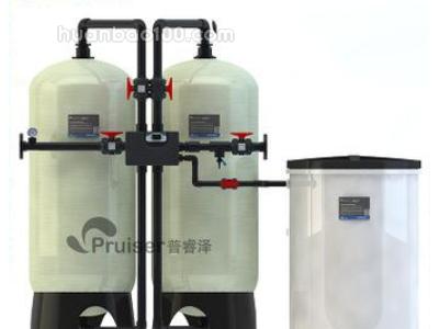工业软化水处理设备锅炉软水器全自
