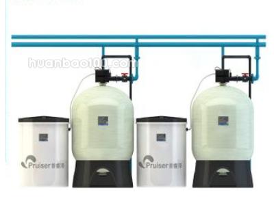 富莱克工业软化水处理锅炉软水器