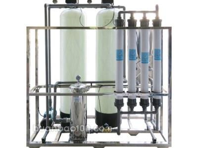 超滤设备 6吨全自动工业超滤水处理
