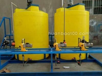 宁夏水处理设备一体化污水设备加药