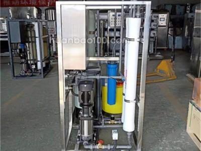 一体化污水设备厂家_0.5吨反渗透水