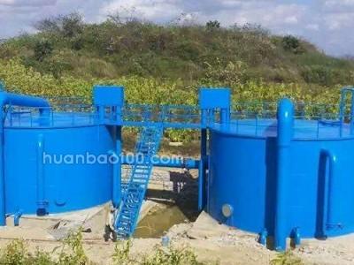 污水处理设备定制 欧朗 生活污水处