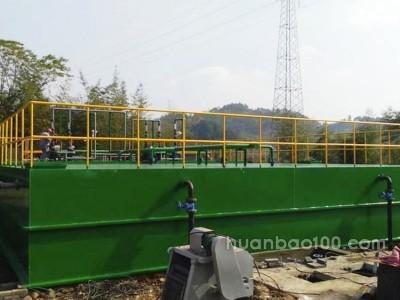 地埋式一体化设备 地埋式一体化污水