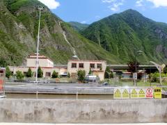 理县污水处理厂改造项目顺利完成竣工验收